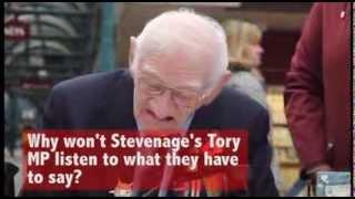 Stevenage Labour Party - Freeze That Bill