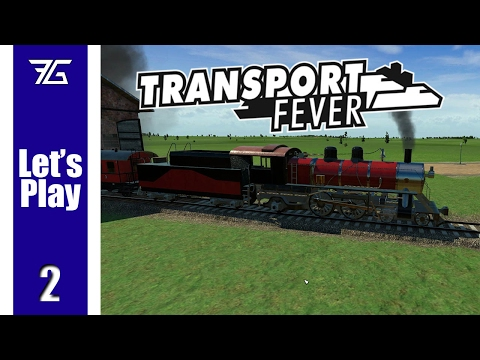 Transport Fever - Westeros Ep 2 Steady Growth