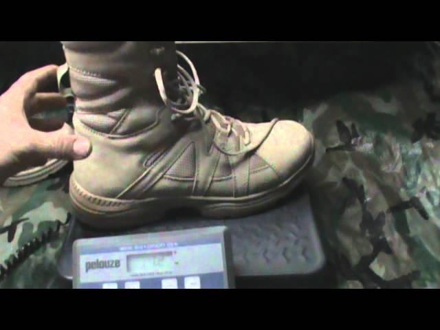 Altama Exo Speed Desert Boot