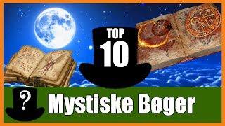 top 10 mystiske bøger i verdenen