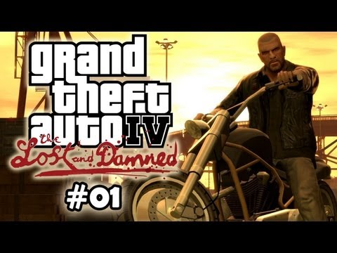 Let's Play GTA: The Lost and Damned #01 [Deutsch/Full-HD] - Hardrock
