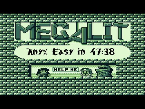 Megalit (Gameboy) Any%