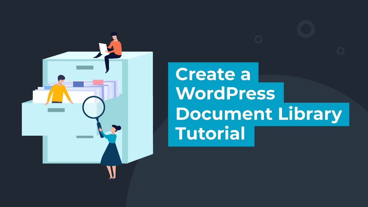 Create a WordPress Document Library - Tutorial