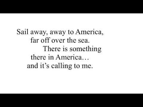 Away to America