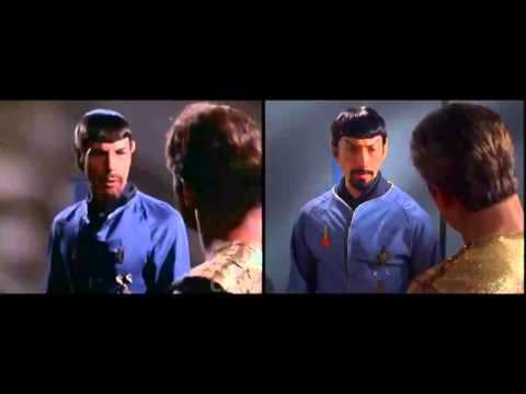 Mirror, Mirror comparison, Star Trek Continues