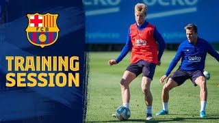 Rakitic, de Jong and Arthur are back after international games