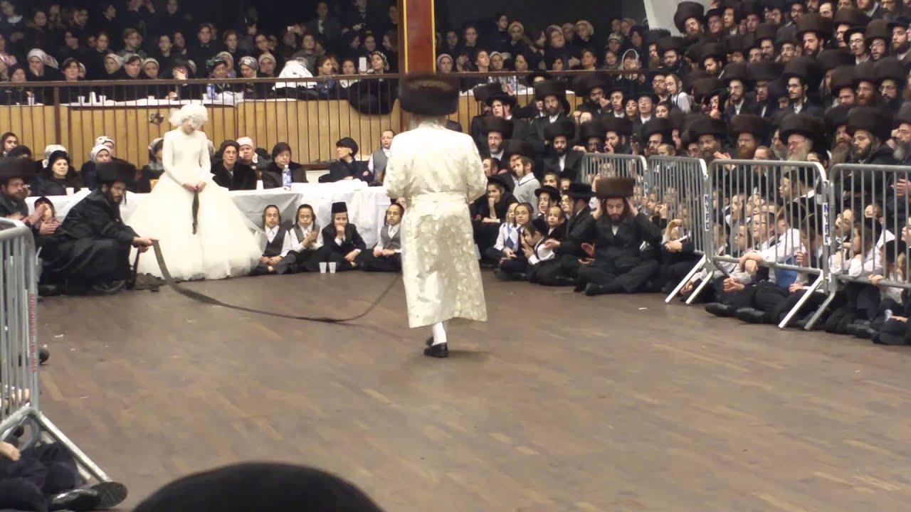 Wedding satmar  in 14 hooper