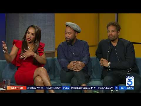Vivica Fox & Gary Dourdan & Columbus Short On Their Lit Audiences