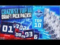 17x RANDOM PICK PACKS!!! FREAKOUT REACTION!? WORTH $20,000,000 COINS! Madden Mobile 18