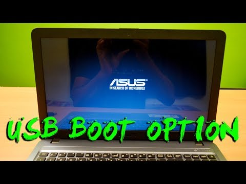 how-to-install-windows-10-on-asus-x540-laptop---enable-usb-boot-in-bios-settings