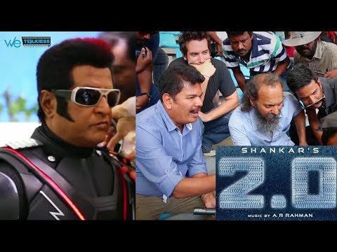 The culprit who leaked 2.0 teaser got caught ? | Rajinikanth | Shankar Amy Jackson| Akshay Kumar