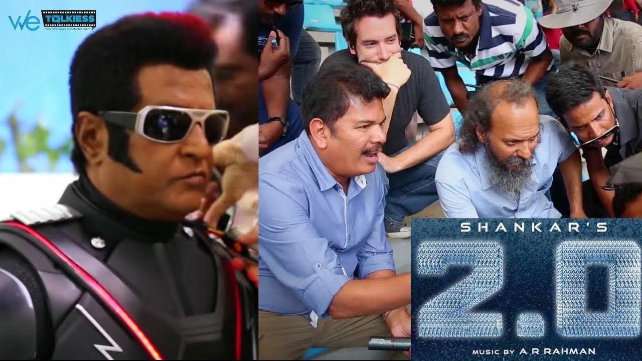 The culprit who leaked 2.0 teaser got caught ? | Rajinikanth ...