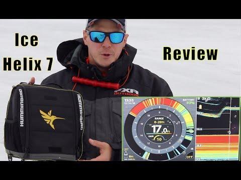 Honest Review: Humminbird Helix 7