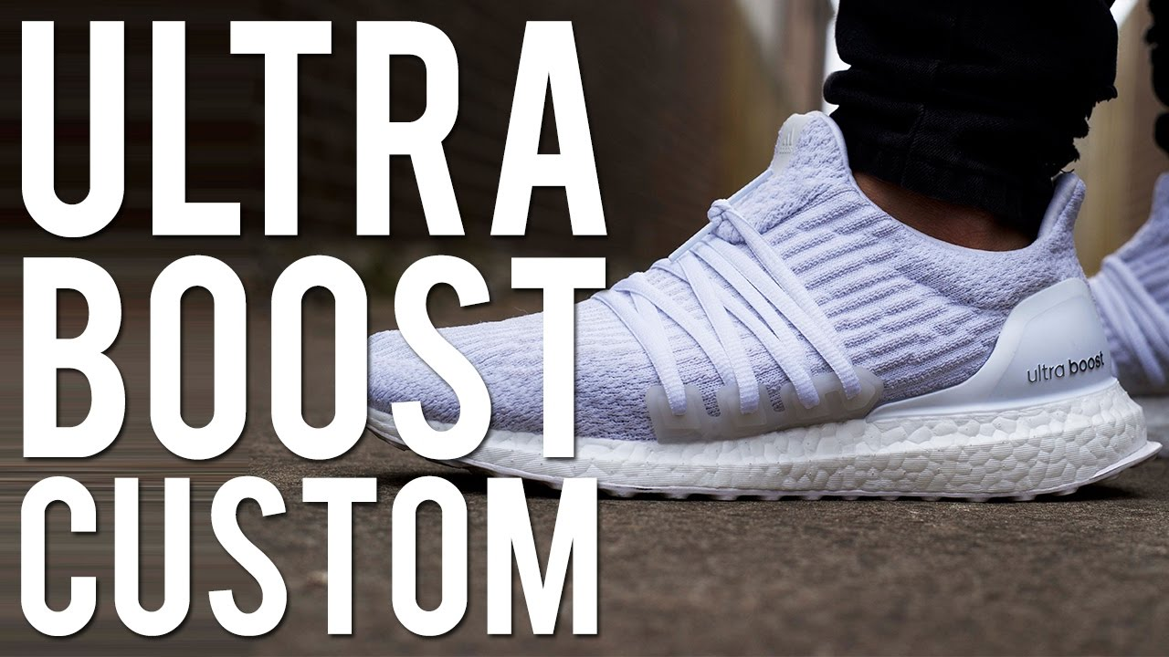 how to change the 3.0 ultra boost cage