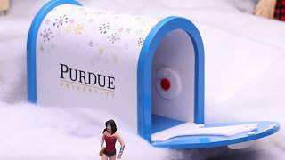 Happy Holidays from Purdue Marketing and Media