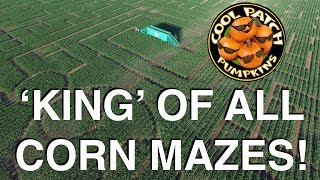 2015 Corn Maze Design Reveal!