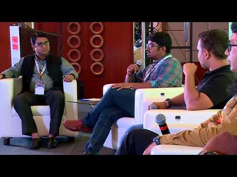 GMASA'17 Bangalore: Panel Discussion - Apps In Daily Life