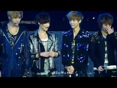 [Fancam] 121028 EXO-M TALK (full) @ Yangtze Music Festival