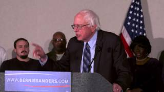 Candidate Committee Press Conference | Bernie Sanders