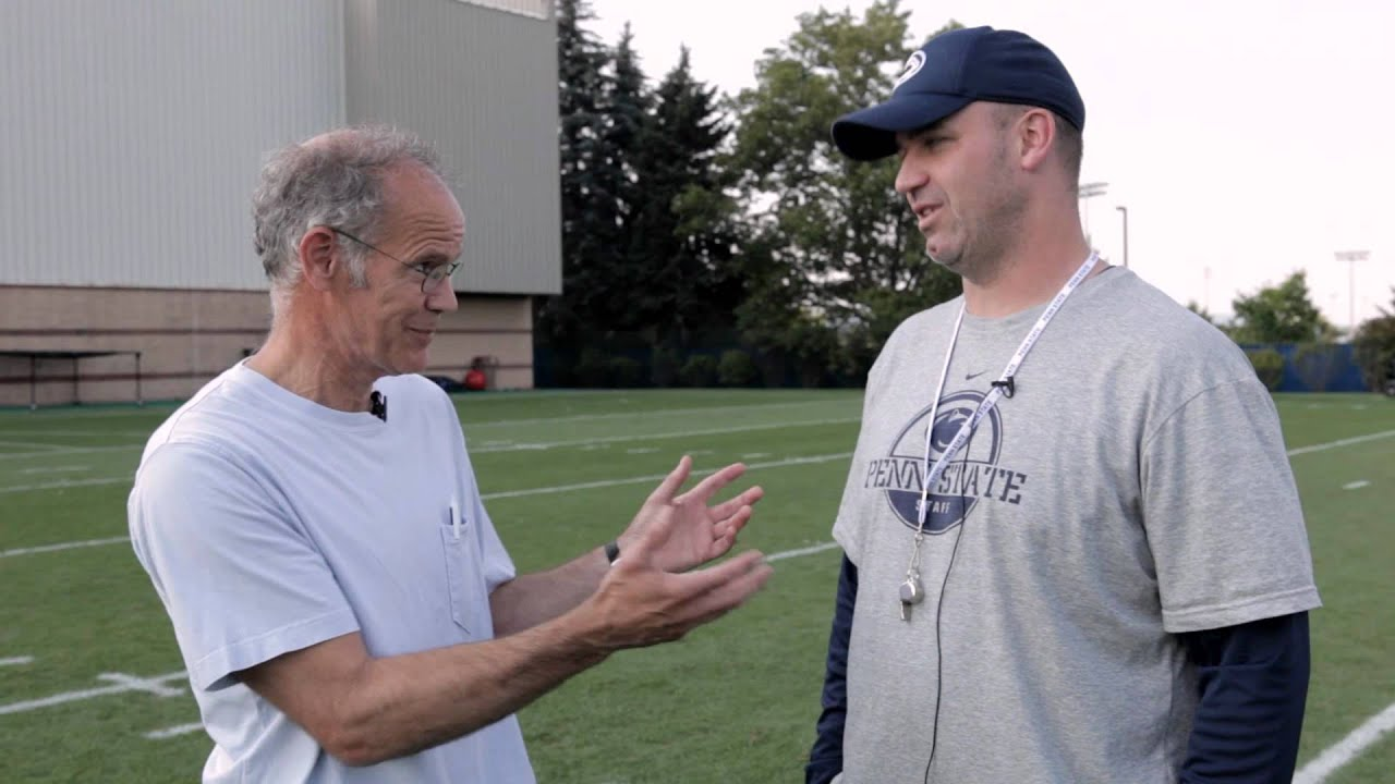 Creativity in Sports (Part 1) - Chris Staley and Bill O'Brien