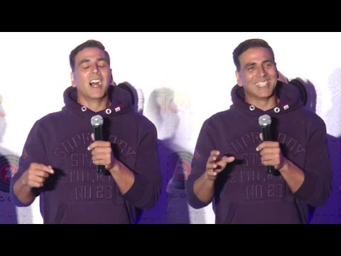 Akshay Kumar Speaking Marathi Will Blow Your Mind