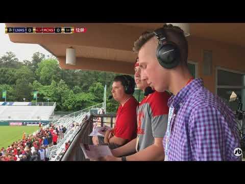 Lake Norman vs MCHS Mens Lacrosse 05-19-2018