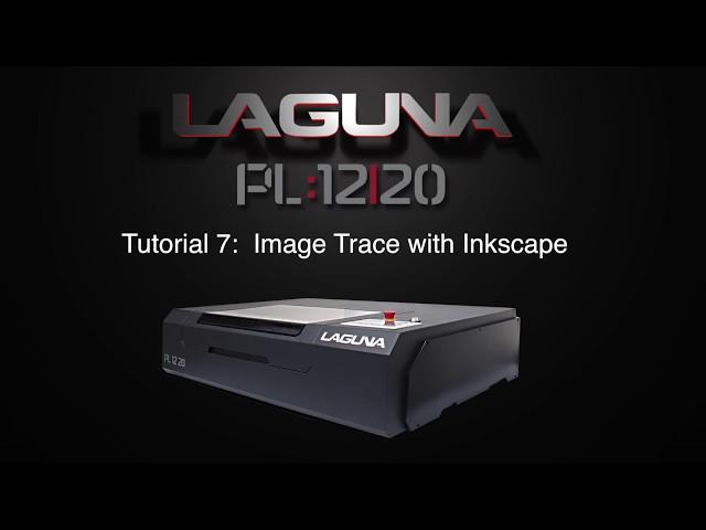 RDworks Tutorial 7 Inkscape Output For PL:12|20 CNC Laser Cutters