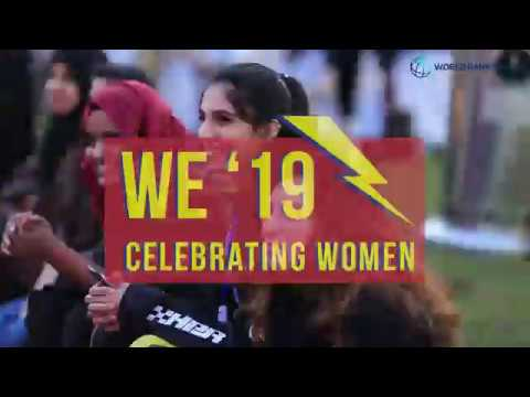 WE' 19 CELEBRATING WOMEN | World Bank Group