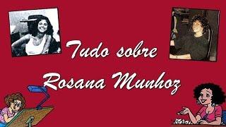 Tudo sobre Rosana Munhoz (Roteirista e desenhista da Turma da Mônica)