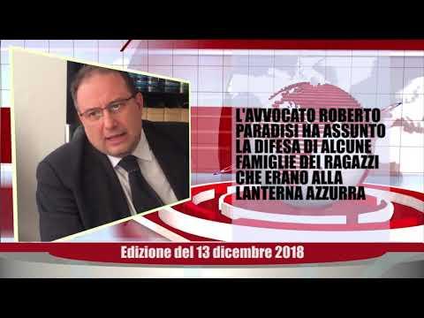 Velluto Notizie Web Tv Senigallia Ed  13 12 2018