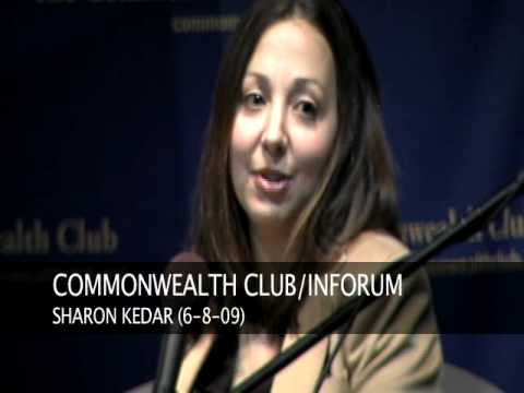 INFORUM Sharon Kedar (6/8/09)