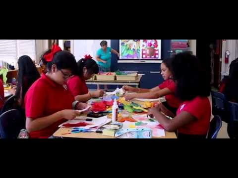 Young Women S Leadership Academy In San Antonio Youtube