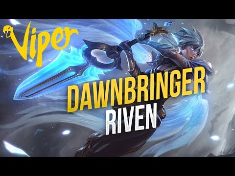 AD CARRY RIVEN!! - Viper Stream Highlights Episode #17