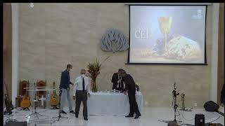 LIVE - IPMN  - CEIA DO SENHOR.   REV. FÁBIO BEZERRA.