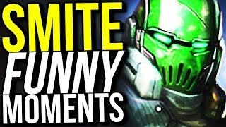 THE RICOCHET GOD RETURNS! (Smite Funny Moments)