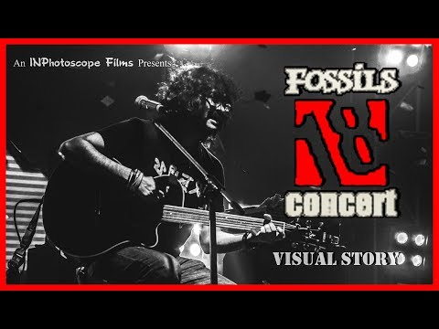 Fossils 18 Concert || Visual Story ||...
