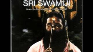 Raga Ragini Vidya - Sri Swamiji (Live in the Tonhalle Zurich, 10 October 1998)