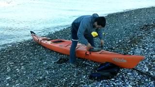 Travesia En Kayak Vuelta A Isla Gable.mp4