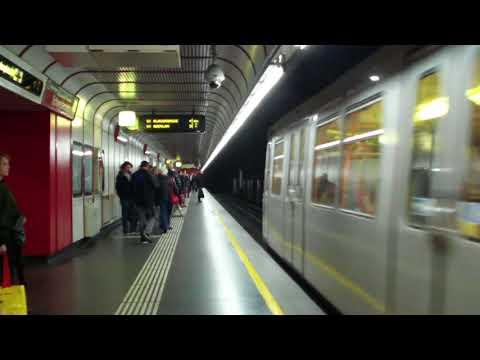 Vienna Metro - Wien U Bahn