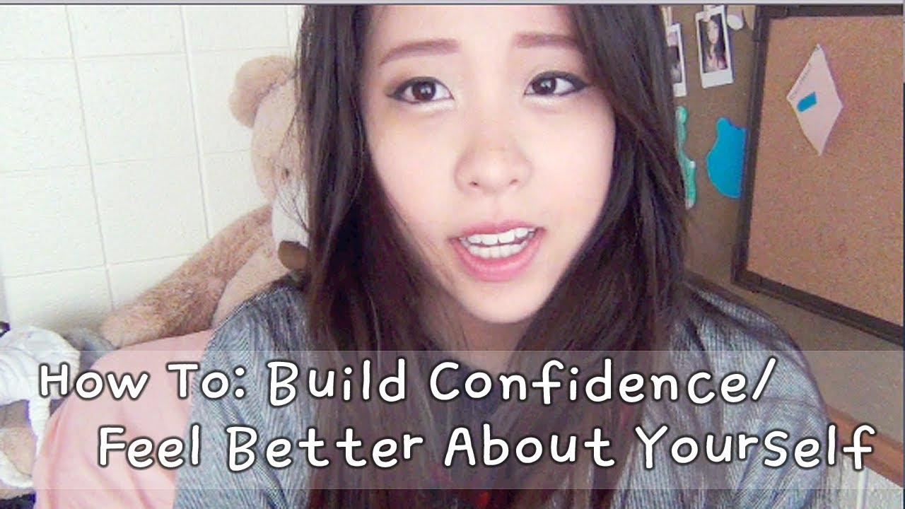 how to develop confidence in yourself