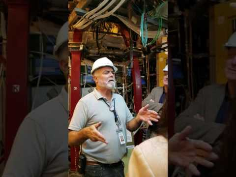 Touring the Princeton Plasma Physics Laboratory
