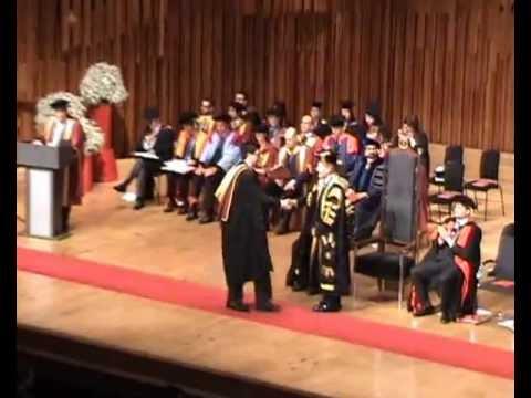 Cass Business School Graduation
