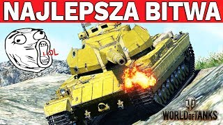 NAJLEPSZA BITWA w World of Tanks