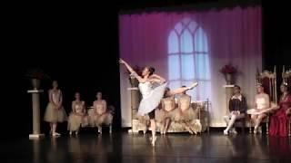 Bluebird Variation from Ballet