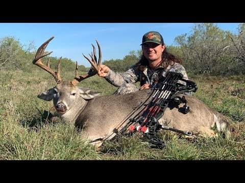 Hunting GIANT South Texas Deer! {Catch Clean Cook}