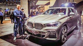 Soi chi tiết BMW X6 đời 2020 đẹp hung dữ - Đối thủ GLE Coupe | XE HAY