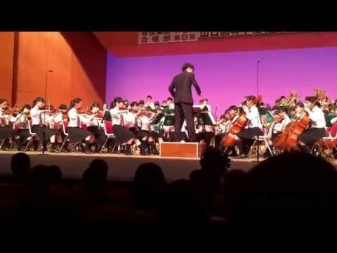 大河ドラマ「花燃ゆ」平成27年 山口高校管弦楽部合唱部定期演奏会 ②