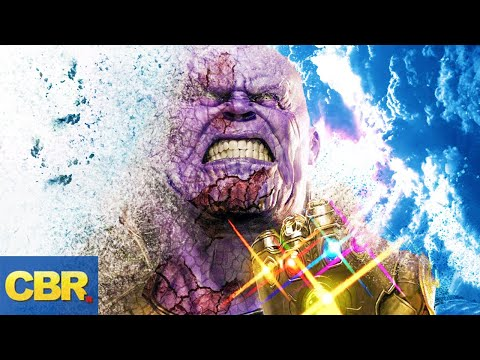 5 Ways Marvel Avengers Endgame Could Deal With Thanos' Sna