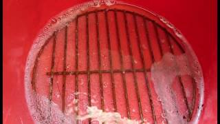 How to clean your bbq grill and metal parts of rust dont for get to subscribe