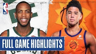 BUCKS at SUNS | FULL GAME HIGHLIGHTS | March 8, 2020